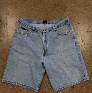 Vintage VTG Tommy Hilfiger Jean Shorts Jorts